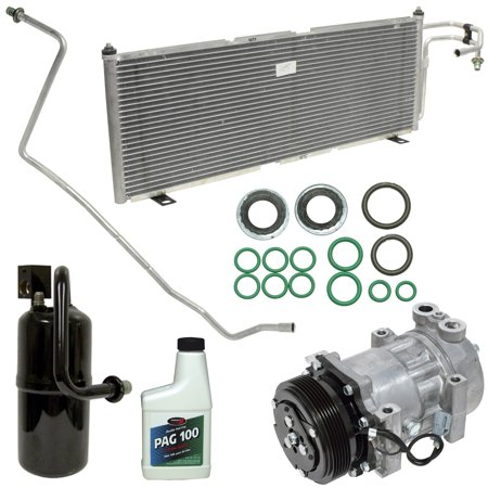 New A/C Compressor and Component Kit 1051476 - Cherokee