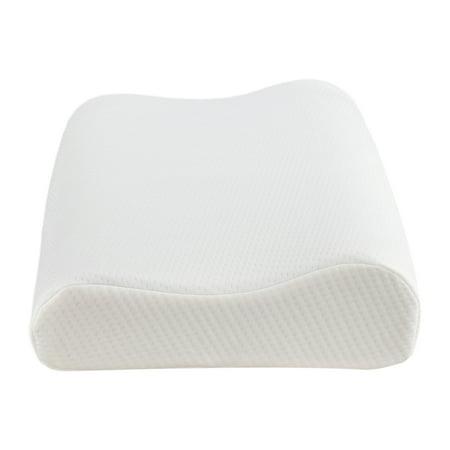 UBesGoo NEW Memory Foam Pillow Contour Firm Neck Pillow for Sleeping