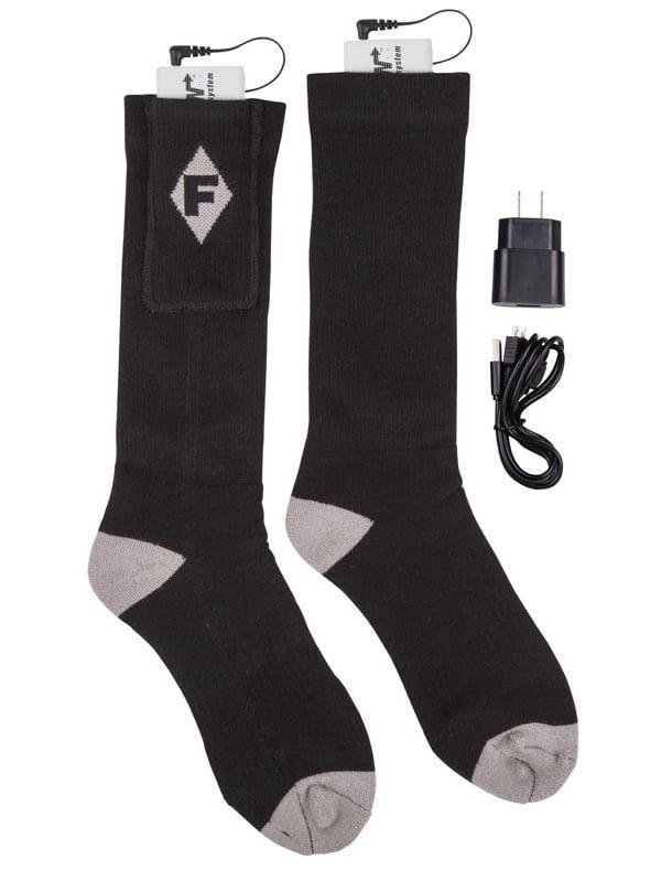 Flambeau Inc. Heated Socks X-Large by