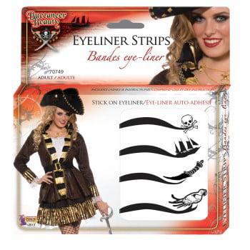 BUCCANEER BEAUTY EYELINER KIT - Buccaneer Beauty