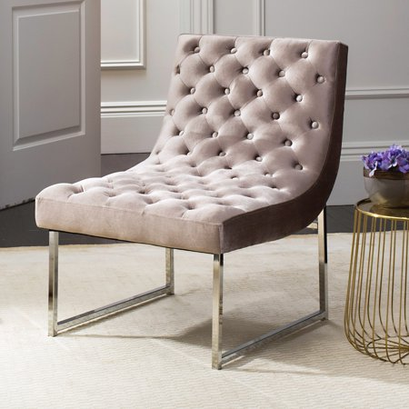 Fabulous Safavieh Hadley Tufted Accent Chair Multiple Colors Alphanode Cool Chair Designs And Ideas Alphanodeonline
