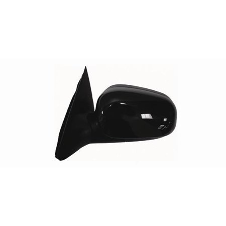1998-2008 Ford Crown Victoria  Driver Side Left Non-Heated Power Door Mirror 6W7Z17683AA Crown Automotive Side Mirror
