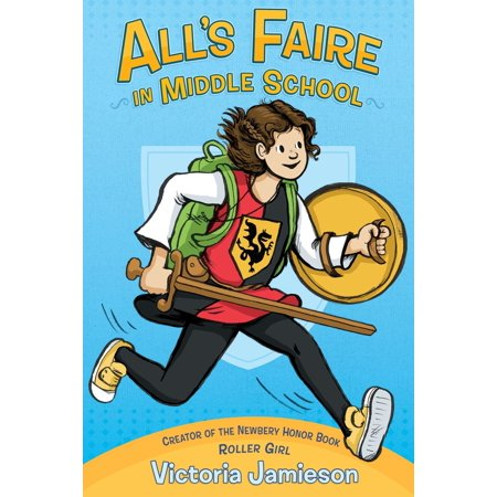 All's Faire in Middle School - eBook (Halloween School Activities For Middle School)