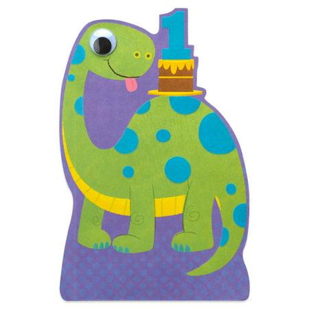 Dinosaur 1st Birthday (American Greetings Dinosaur 1st Birthday Card for)
