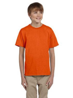 Fruit of the Loom Boys 4-12 HD Cotton Youth Tee