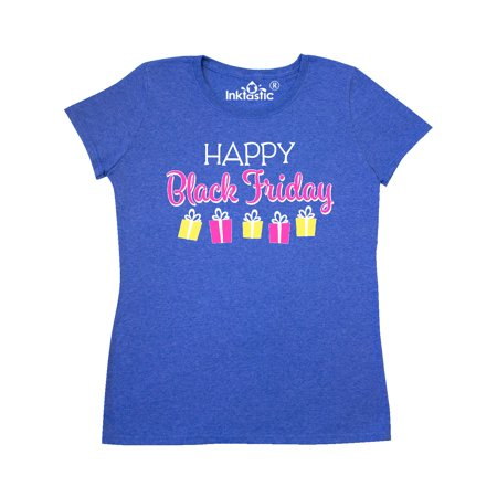Happy Black Friday Gift Shopping Women's T-Shirt