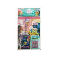 Shimmer and Shine Fun Calculator & Stationery Set