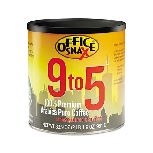Office Snax 100% Pure Arabica Coffee OFX00058
