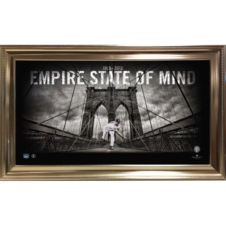 New York Yankees Mariano Rivera Empire State of Mind 14x24 Photo (Framed-14x24 7523) - image 1 de 1