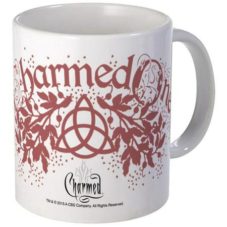 CafePress - Charmed: The Power Of Three Heart Mug - Unique Coffee Mug, Coffee Cup CafePress