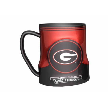 Georgia Bulldog Game (Georgia Bulldogs Coffee Mug - 18oz Game)