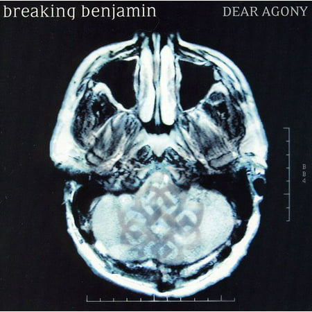 Dear Agony (CD) (Give Me A Sign Breaking Benjamin Karaoke)