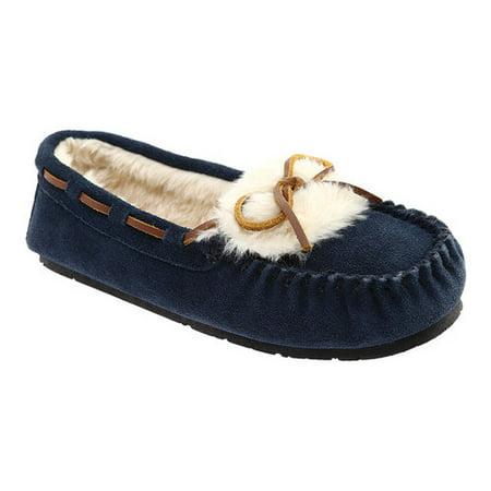 Clarks Blue Shoes (Clarks Womens Suede Contrast)