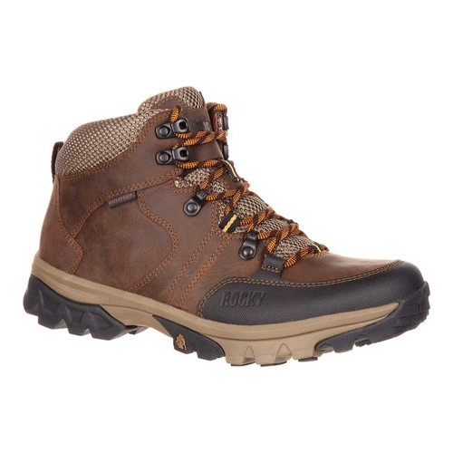 "Men's Rocky 5"" Endeavor Point Waterproof Outdoor Boot by Rocky"