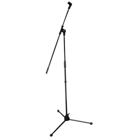 PylePro - PMKS3 - Tripod Microphone Stand W/ Extending (Accessories Desktop Microphone Stands)