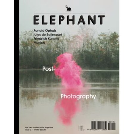 Elephant: The Arts & Visual Culture Magazine - Winter 2012/13