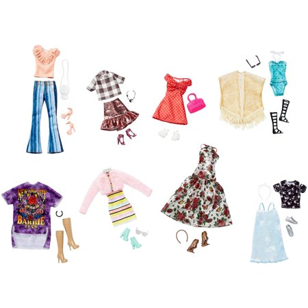 Barbie Fashions Multipack (Wizard Of Oz Barbie Set)