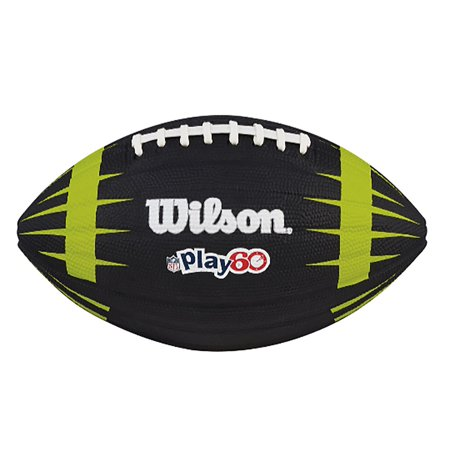 Wilson Hyper Spiral NFL Play 60 Junior Size American Sport Football Ball WTF1839  Walmart.com