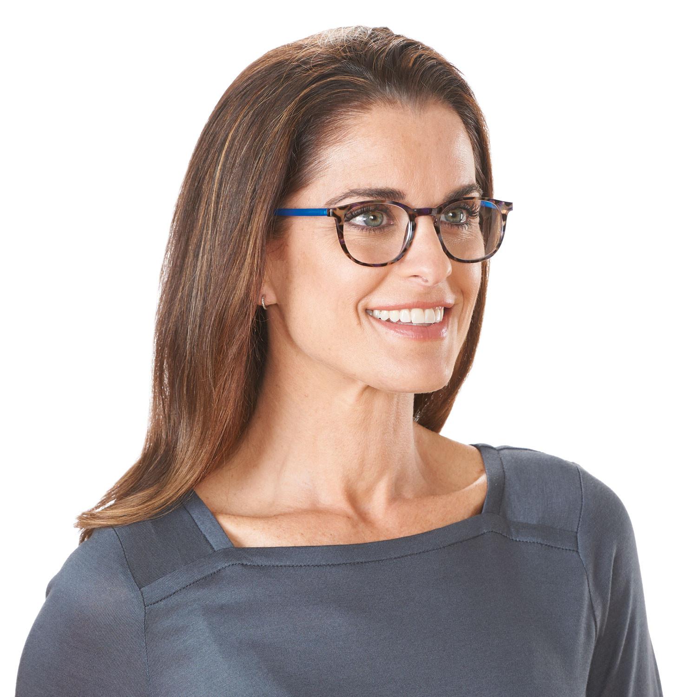 5d0f6e97afa Christina Readers - Colorful Scratch-Resistant Reading Glasses - Walmart.com