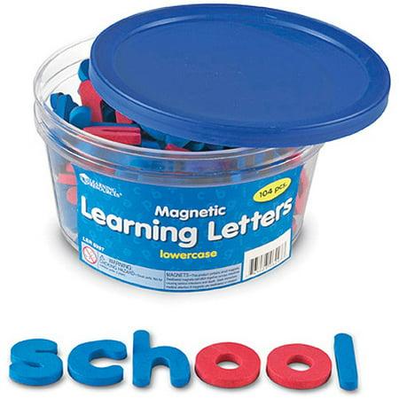 (Lowercase Magnetic Foam Learning Letters)