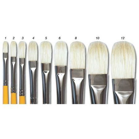 Isabey Special Bristle Brush Series 6088 Filbert 3 Isabey Brush Series