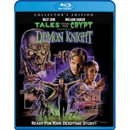 Tales from the Crypt Presents Demon Knight (Tales From The Crypt Series Blu Ray)