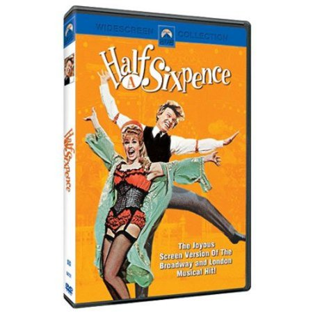 Half A Sixpence (1967) (Anamorphic Widescreen)