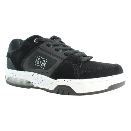 9e9687999e779a DC Shoes Mens ADYS200034-009 Black Fashion Sneakers Casual Shoes Size 6.5  New