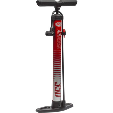 Bell Air Attack 350 High-Volume Bicycle Floor Pump,