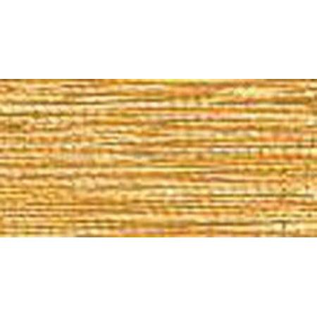Robison Anton Embroidery Thread - Robison-Anton J Metallic Thread 1,000yd-Government Gold