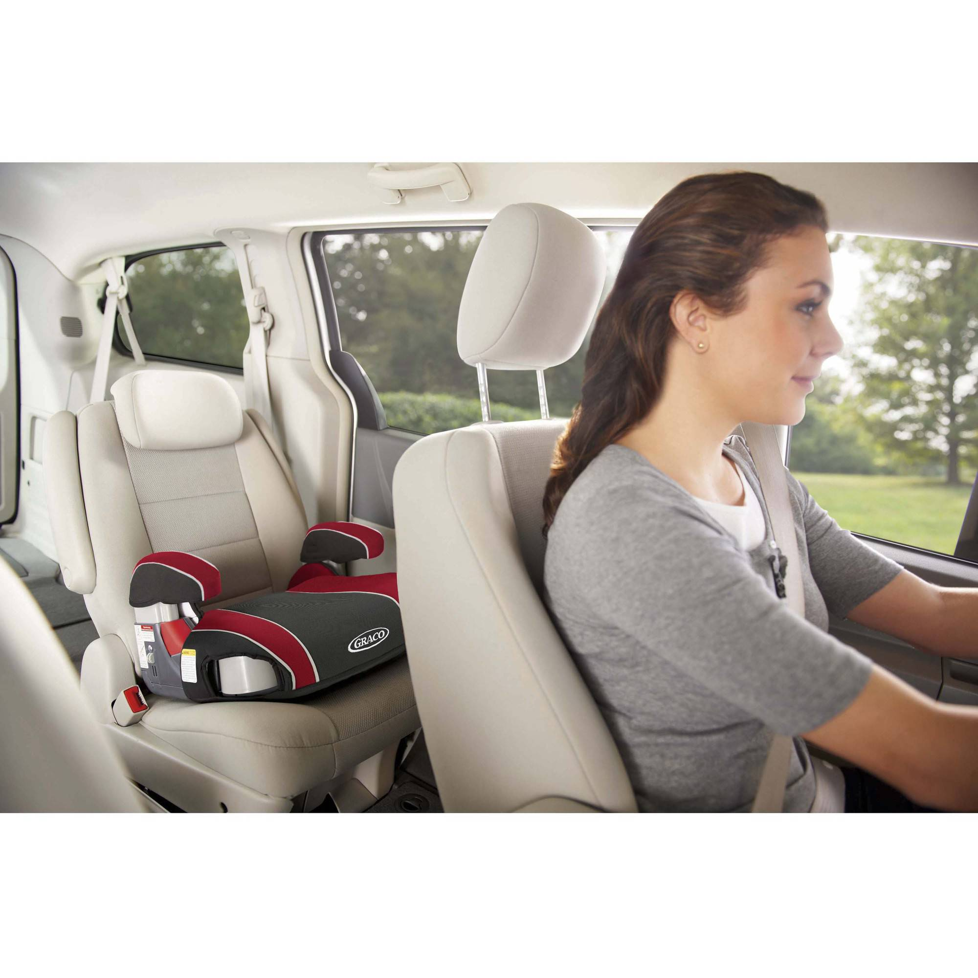 Graco TurboBooster Backless Booster Car Seat, Claire - Walmart.com