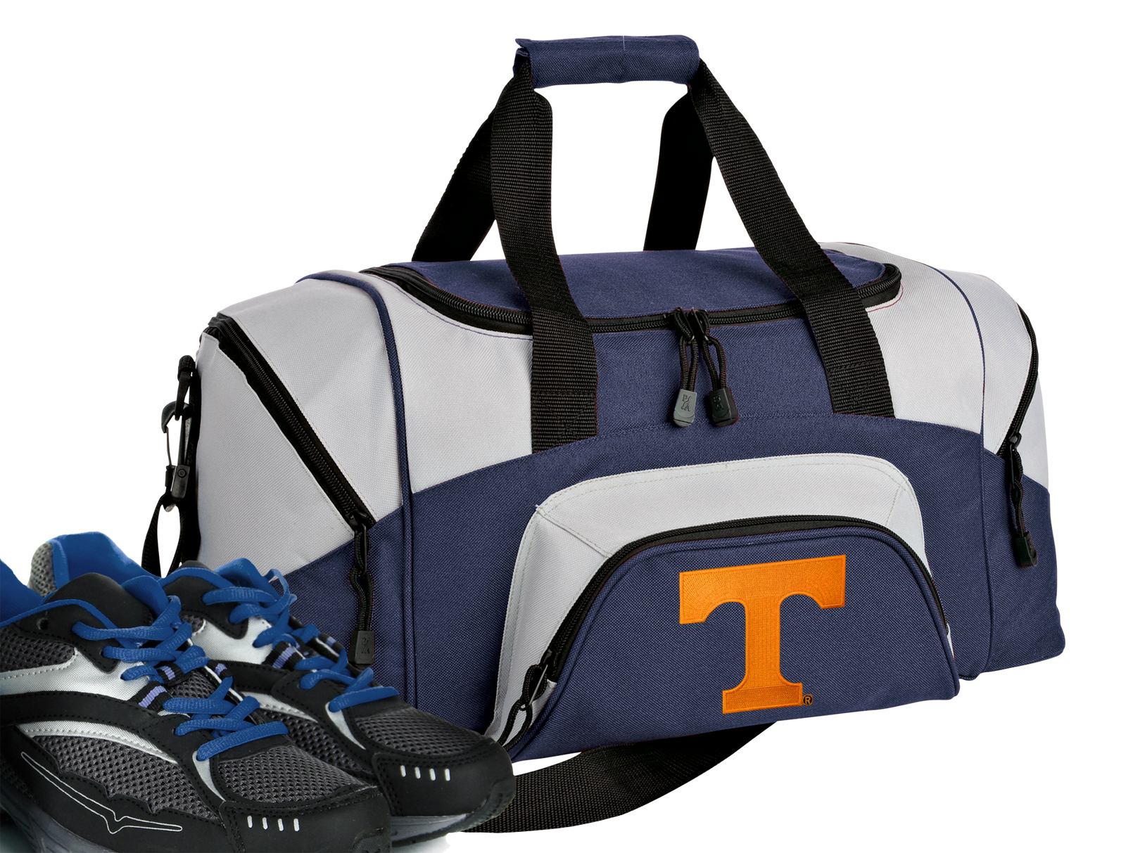 Small University Tennessee Duffle Bag or Small Tennessee Gym Bags by