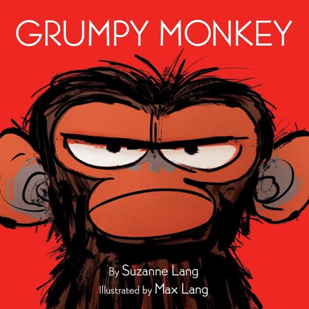 Grumpy Monkey (Hardcover)