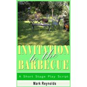 Invitation To The Barbecue - eBook