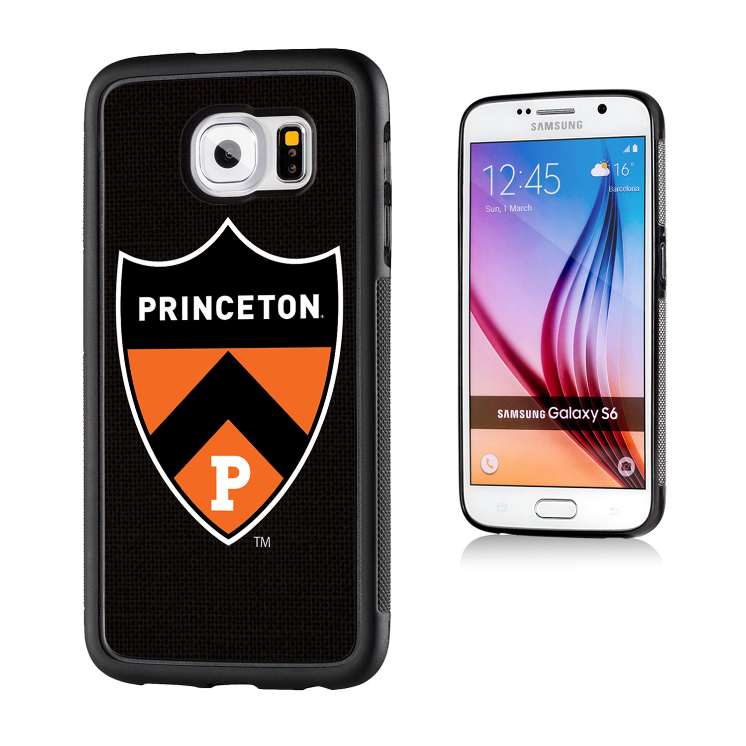 Princeton Solid Galaxy S6 Bumper Case by Keyscaper