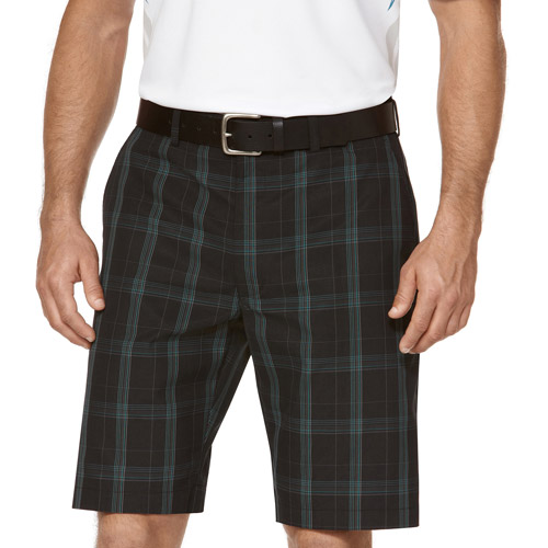 Ben Hogan Men's Performance Windowpane Plaid Short