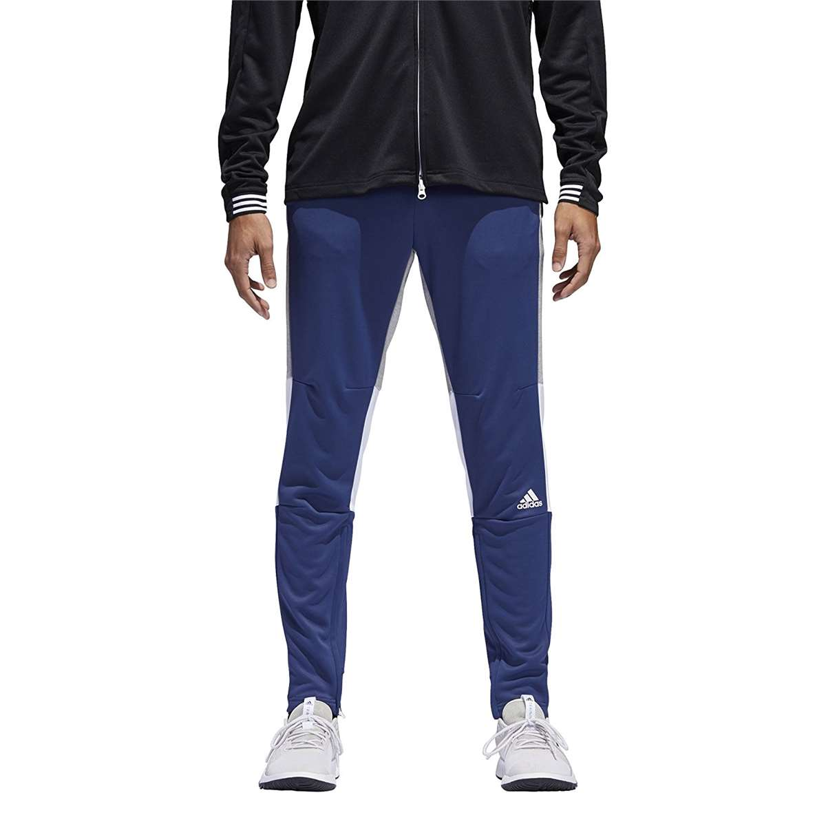 adidas Warm Top Youngster Boys Drill Full Length Sleeve Ventilated Slim Fit