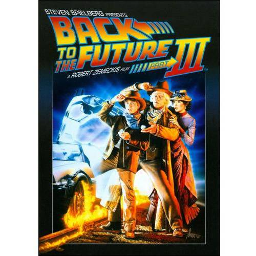 Back To The Future Part III (Widescreen)