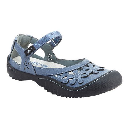 Women's Jambu JBU Wildflower Vegan Mary Jane
