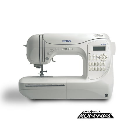 Brother Computerized 40stitch Project Runway Sewing Machine PC Beauteous Project Runway Sewing Machine Walmart