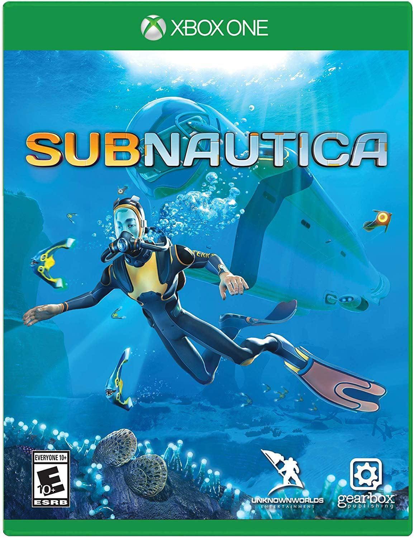 Subnautica Gearbox Xbox One 850942007595 Walmart Com Walmart Com
