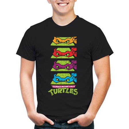 Teenage Mutant Ninja Turtles Men's Teenage Mutant Ninja Turtles short sleeve t-shirt for $<!---->
