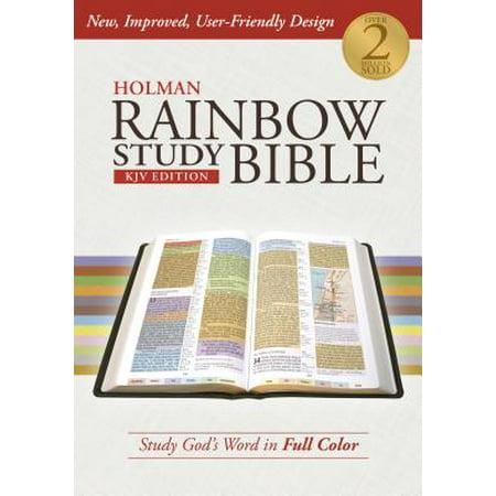 Holman Rainbow Study Bible: KJV Edition,