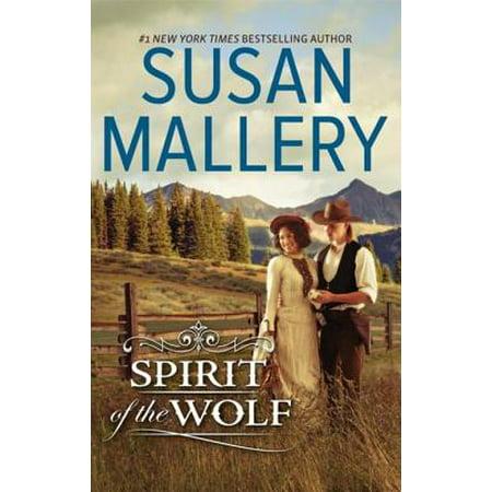 Spirit of the Wolf - eBook](Wolf Spirit)