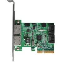 2 IN/2 EX 6GB/S SATA RAID PCIE 2X ESATA/2X SATA PCIE 2.0 RAID HBA
