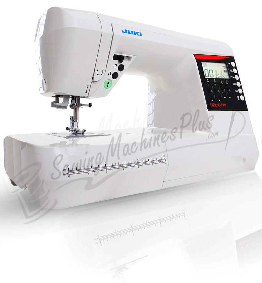 Juki HZL-G110 Computerized Sewing and Quilting Machine SHOW MODEL