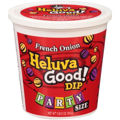 Heluva Good! French Onion Dip, 24 oz