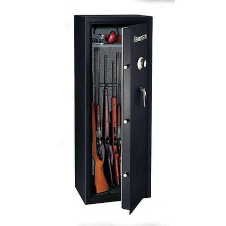 SentrySafe G1459C 14-Gun Safe With Combination Lock