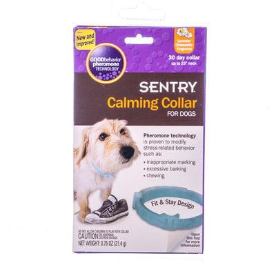 Pheromone Dog (SENTRY® Calming Collars for Dogs - Good Behavior Pheromone Collar, 23)