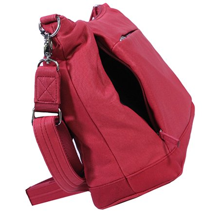 Magma Bags - Gun Toten Mamas Concealed Carry Large Hobo Handbag Red GTM-90/RED